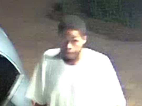 Video surveillance photo released by New Castle County police.