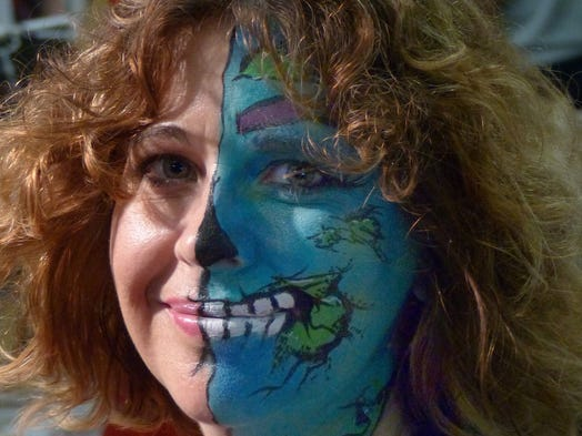 Face Painting Pensacola