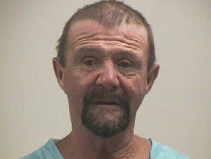 Steven E. Mullins  40, white male   5-9, 150   Richmond resident  Warrant: Wanted on a charge of failure to appear for public intoxication