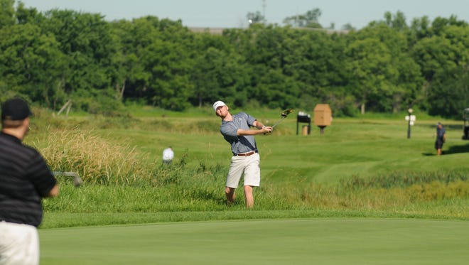 2016 Men's City Championship presented By the Bob Rohrman Auto Group at Kampen Course Purdue