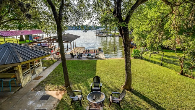The Shorewood is a retreat on Lake LBJ.