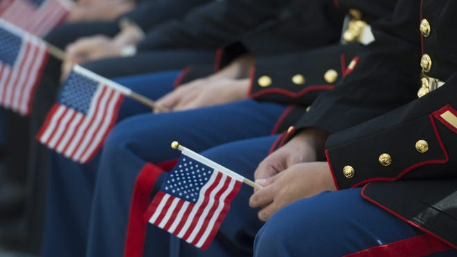 The U.S. Department of Housing and Urban Development (HUD) estimates that on any given night, 49,933 veterans are homeless.