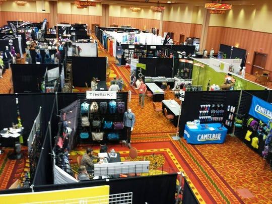 Grassroots Outdoor Alliance, a group of independent outdoor specialty retail owners and operators, held its annual trade show at Embassy Suites hotel in Loveland last year. Growth in the number of conventions and large conferences at Embassy Suites is helping fuel hotel growth in the area.
