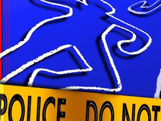 Homicide graphic