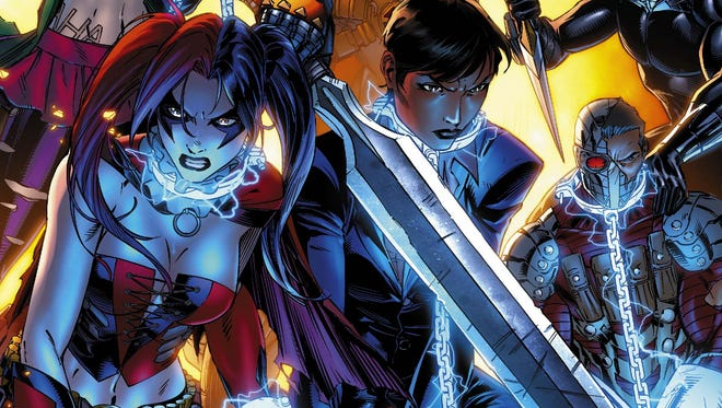 """Things are bound to be explosive with the relaunch of """"New Suicide Squad"""" and a refresh of the Task Force X lineup."""