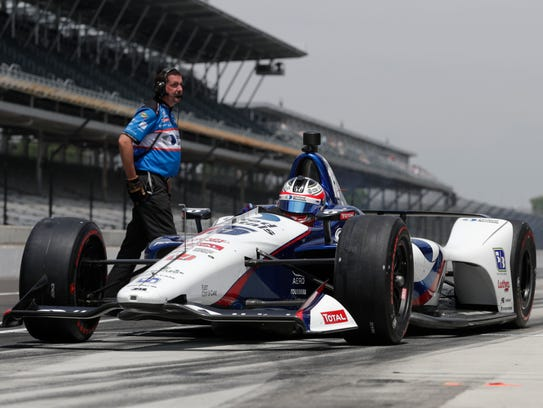 Graham Rahal says he expects the new IndyCar cars to