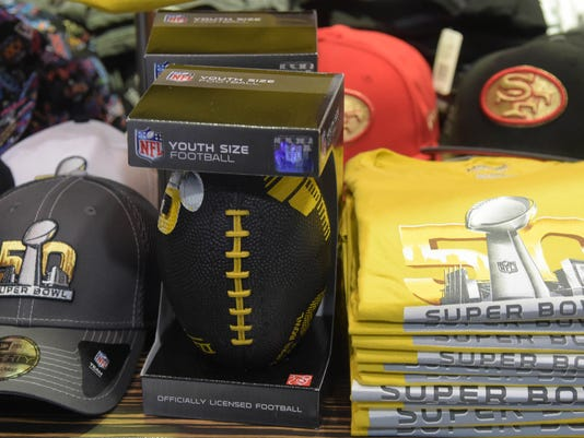 NFL: Super Bowl 50 Merchandise