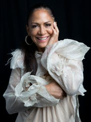 Grammy-nominated singer and percussionist Sheila E. is in Detroit Thursday.