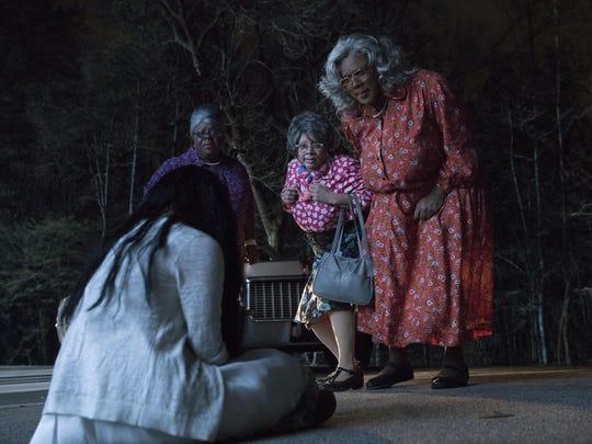 """Tyler Perry's Boo 2: A Madea Halloween"""