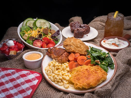 Dollywood's award-winning restaurant serves breakfast, lunch and dinner