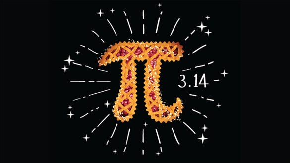 The top 3 Pi Day deals you can get online that aren't pizza