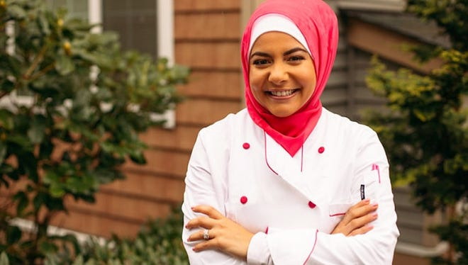 Amanda Saab, a Dearborn native, will do a baking demo Nov. 30 from 6-8 p.m. at Brome Burgers and Shakes in Dearborn.