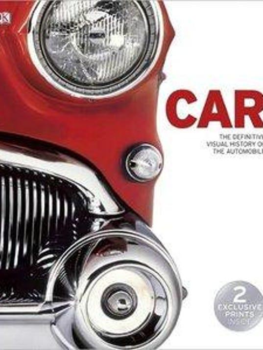 The Classic Car Book The Definitive Visual History