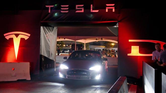 Tesla Motors started taking pre-orders on its $35,000 Model 3 sedan in March.
