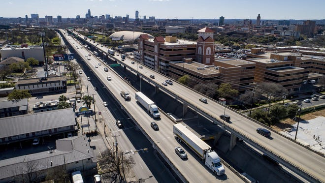 The Texas Department of Transportation is looking at plans for the first major expansion of I-35 through Central Austin since its upper decks were completed in 1974.
