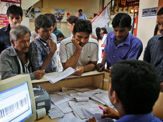 India Banking on the Poor