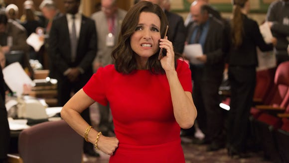 Selina Meyer (Julia Louis-Dreyfus) was president before