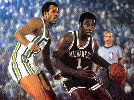 FILE - Oscar Robertson recorded 181 triple-doubles in his 14-year career.