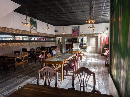 Polanco Mexican restaurant in Asheville.