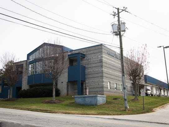 The Skyland fire department facility.