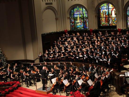 Abilene Christian University's University Chorale and