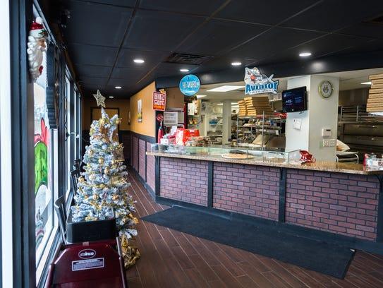 Ferrara Pizza restaurant in Canton.