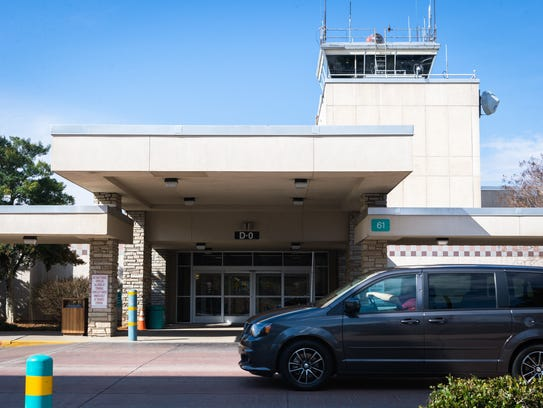 The Asheville airport has begun charging taxi drivers