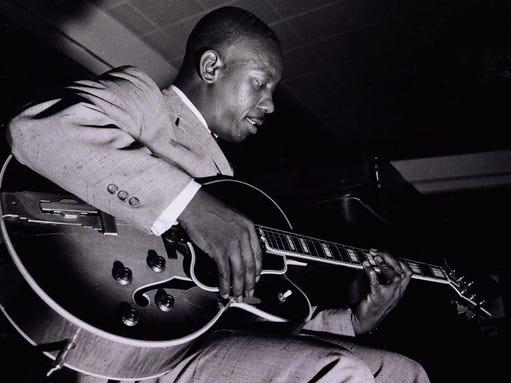 Wes Montgomery (1923-1968).