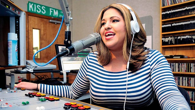 "Patty Campos, an El Paso, Texas, radio personality who also tried out to be on the popular TV show ""The Voice,"" will be singing the national anthem for the Bataan Memorial Death March, March 20. This will be the second year Campos will sing at the event."