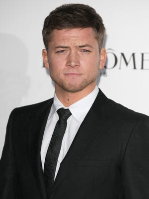 Taron Egerton attends the Lancome BAFTA nominees party on Feb. 13, 2016 in London.