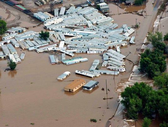 AP Colorado Flooding