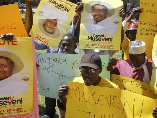 Uganda Africa After Mugabe