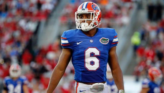Florida Gators defensive back Quincy Wilson has the size to play cornerback at the pro level, but his speed may make him more of a fit at safety at some point. The Packers will almost certainly look to upgrade the cornerback position in the NFL draft.