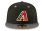 Diamondbacks'All-Star Game cap.