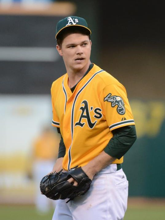 Playoff success has Sonny Gray looking for big season with A's
