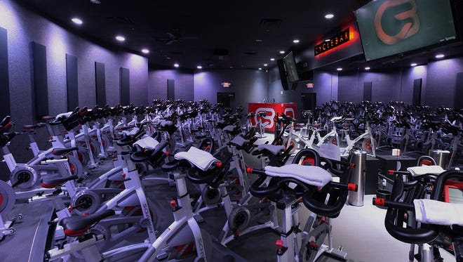 CycleBar will have 50 stations.
