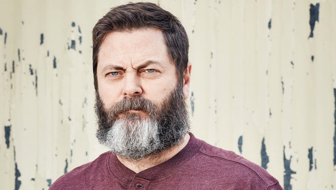 Comedian Nick Offerman returns to the Louisville Palace