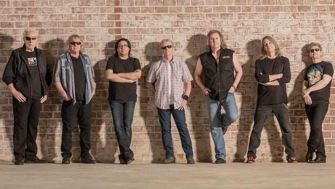 Kansas is set to headline their Leftoverture 40th Anniversary Tour. The show will carry on down into Tallahassee on December 6th at the Tallahassee Pavilion.