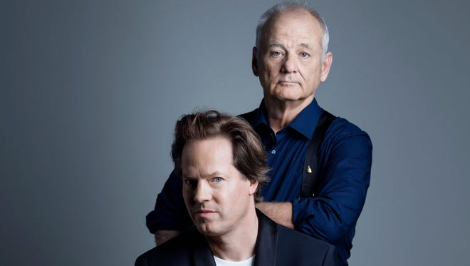 Cellist Jan Vogler  and Bill Murray will appear in concert at the Fillmore Detroit on April 18.