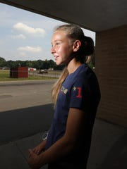 Katelyn Tuohy at North Rockland High School June 18,
