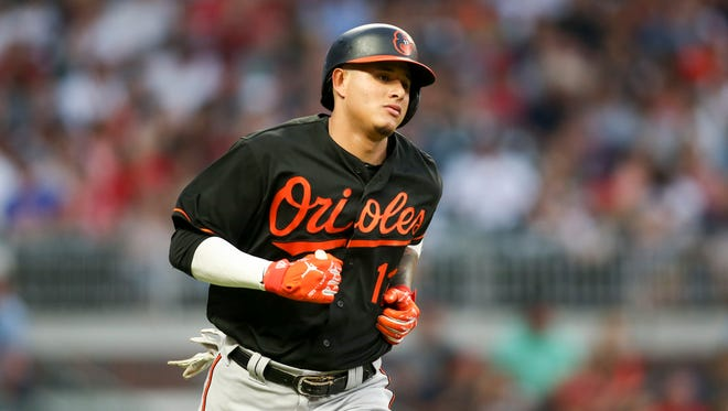 Manny Machado is one of the hottest trade candidates.