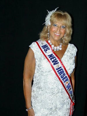 Diane DeSalvo-Beebee, Ms. NJ Senior America 2014, will be among the talent featured in Villagers Theatre's second annual Senior Performing Arts Festival this weekend.