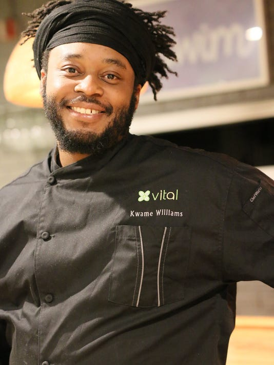chef kwame williams