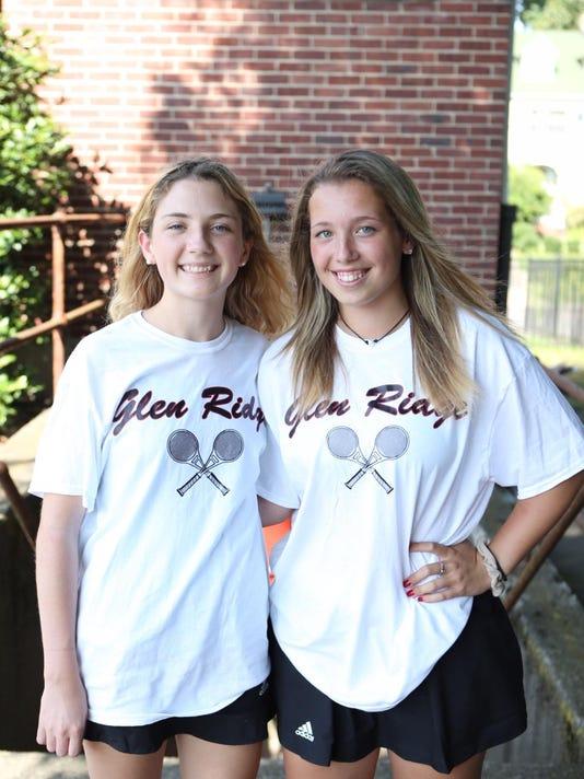 Glen Ridge girls tennis