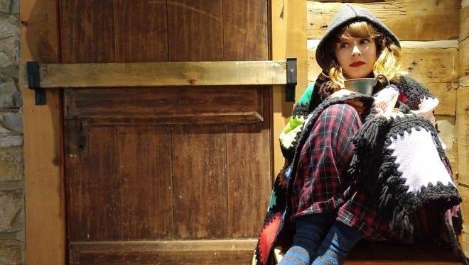 "Amanda Card performs in Pipeline-Collective's ""Brilliant Traces."""