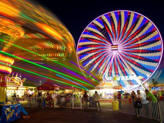 Las noches serán más coloridas del 7 al 30 de octubre,