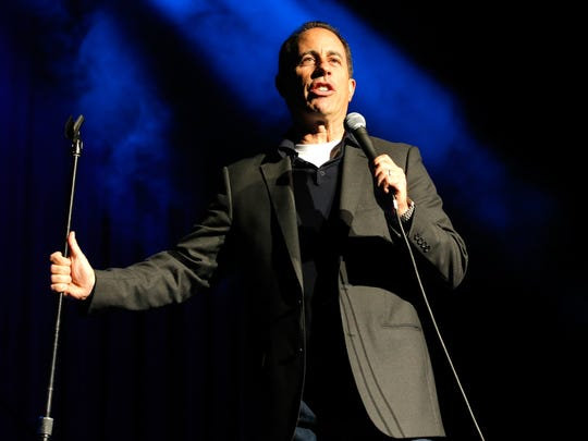 Jerry Seinfeld headlines a strong month for live comedy around Indy.