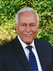 Richard Brockel, the interim superintendent in Upper