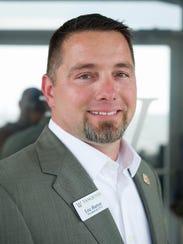 Eric Barton, president and CEP of Vanquish Worldwide.
