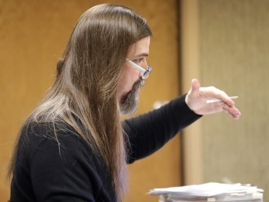 Brian T. Flatoff is representing himself in Winnebago County Circuit Court.